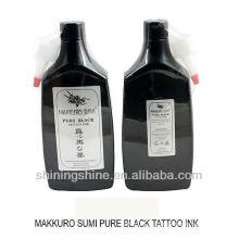 2016 tinta preta escura do tatuagem da venda quente de japão