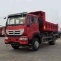 HOWO 6 wheel dump truck 4*2 light truck