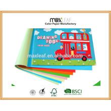 A4 Dessin de couleur Sketck Book (CDB-A4-80G)