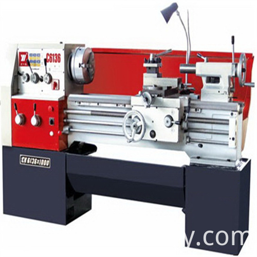 The New Lathe Machine