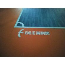 Suelo cour futsal de interior de PVC