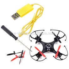 Factory 2.4G nano remote control rc quadcopter drone