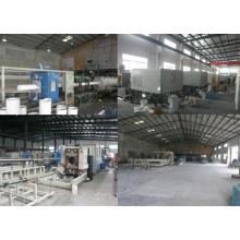 Ligne d'extrusion de tuyau d'approvisionnement en eau de PVC Lsz92 / 188