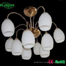 Декоративное стекло Подвеска лампа / люстра освещения (X-8106/5 + 5)