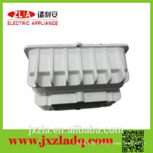 High quality square aluminum waterproof heat sink