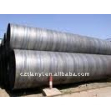High Quality Seamless Black Spiral Carbon Steel Pipe Supplier in China
