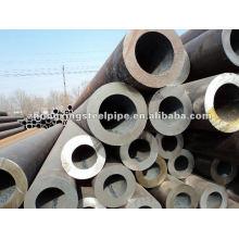 ASTM A 53º suave aço preto sem costura tubos de aço carbono