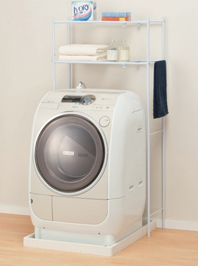 Extendable Laundry Rack with Powder Coated