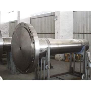 High Quality Wind Turbine Forging Shaft