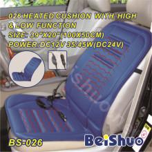 Almofada de assento aquecida elétrica da massagem sob o vário tipo