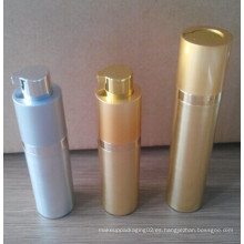 Botella cosmética Airless, botella cosmética, botella cosmética de la crema, botella plástica