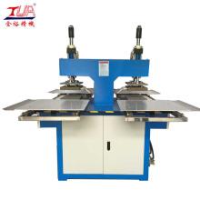 Machine de gaufrage semi-automatique d'étiquettes en silicone