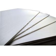 Contrachapado blanco HPL brillante para los muebles