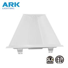 UL ETL dlc led panel light dimmable led TROFFER /RETROFIT KIT 24w/30/40W/42W/50W with 5 years warranty