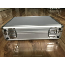 Aluminium Alloy Box with Net Bag on Lip