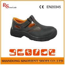 Steel Toe Sandal Sapatos de segurança, sapatos de segurança de verão Malaysia RS027