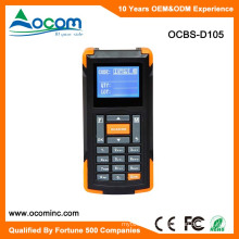 OCBS-D105 Mini Wireless Bluetooth Barcode Scanner With Screen And Memory