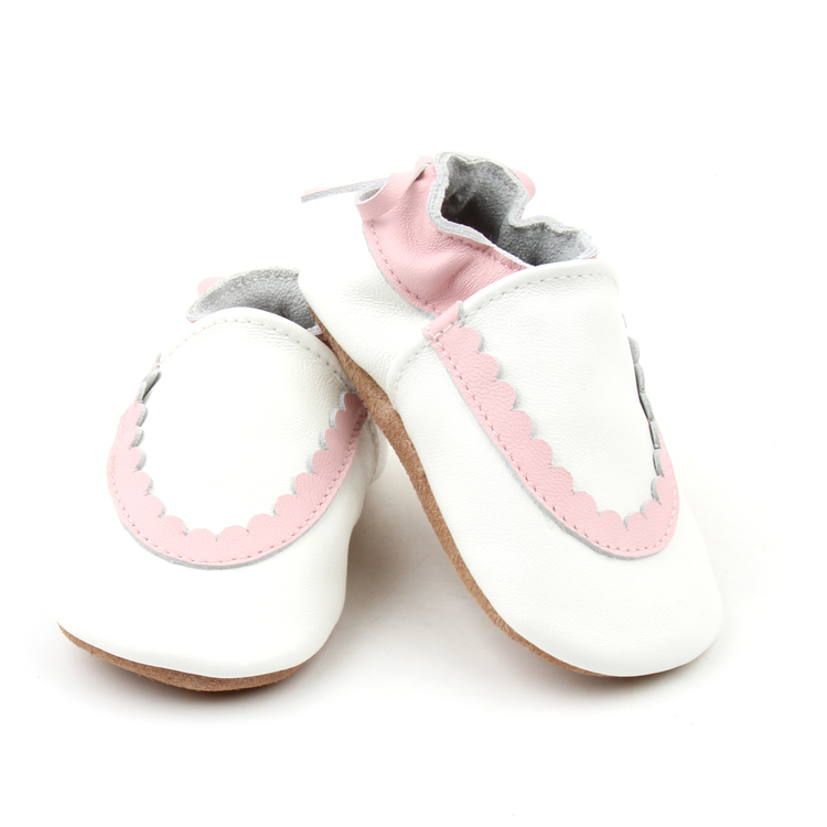New Arrived Well-Known Cute Soft Leather Shoes