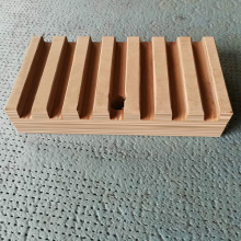 Laminated Densified Wood Block Insulation Board