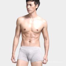 Wholesale man plus size mid-rise boxer briefs mens panty underwear