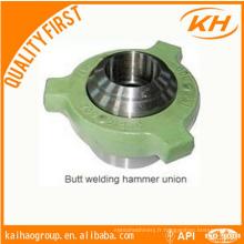 API 6A FMC weco figure 100 Hammer Union