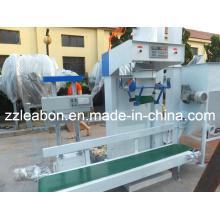 15-25kg / Bg Empaquetador de pellets del fertilizante de los bolsos del plástico o de los tejidos, máquina de empaquetado para los gránulos de los gránulos