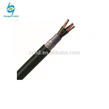 Cinta de acero blindada revestida inspirada Pvc de 1.5mm2 Kvv22 Cable de electrocontrol