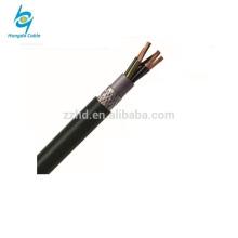 1.5мм2 Kvv22 ПВХ оскорбил обшитый стальной ленты Бронированный кабель управления электро