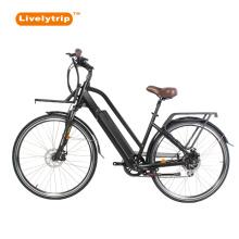 Bicicleta elétrica da bicicleta da bateria recarregável SUPER 36v à venda
