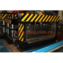 Bandeja de cable de acero inoxidable SUS 316 de acero inoxidable de alta calidad con rodillo de brida que forma la máquina Tailandia