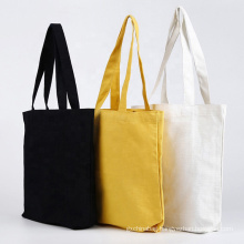 Custom Personalized Logo Canvas Cloth Grocery Tote Bags Reusable Organic Cotton Washable Shopping Bag