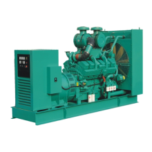 20-1200kw Cummins Fossil Fuel Generator Set