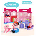 Das Schwein Peggy Play House für Mädchen Kinder Spielzeug