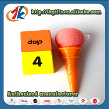China Wholesaler Funny Ice Cream Shape Ball Launcher Toy