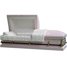 Dunham rose Nonsealer 20ga cercueil d'acier