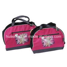 Pink Pet Carrier Bag, Pet Toys
