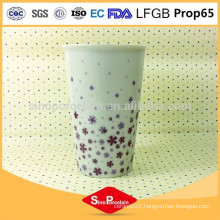 2013 NEW Double Walled Ceramic Travel Mug for BS131223B