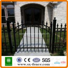 ISO iron galvanized gate