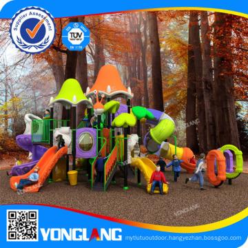High Quality Kids Favorite Impressive Competitive Price Fashion Plastic Playground, Yl-K132