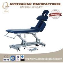 Cama cardíaca motorizada médica de 3 funciones del hospital de la atención sanitaria de los muebles