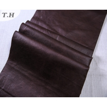The Dark Faux Suede Upholstery Fabrics