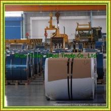 Tôle d'acier inoxydable d'AISI 904L
