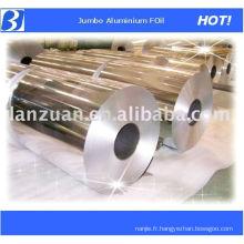 Rouleaux de papier aluminium gros