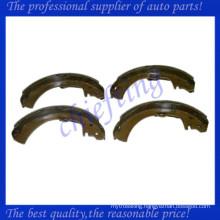 K1174 4406005N25 4406008G25 4406016C26 440602S425 4406016C25 4406016026 for Nissan urvan vanette pick up rear brake shoes