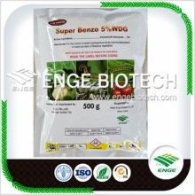 Benzoate d'émamectine 5% insecticide WDG / SG
