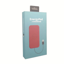custom digital electronic charger packaging USB data cable hanging box