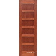 Mahogany 6 Panel Shaker Inner Door (S4-1007)