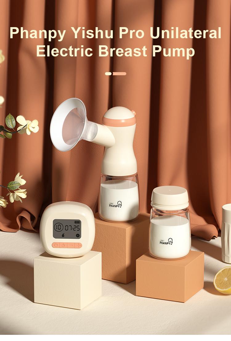 Electric Single Breast Milk Pump