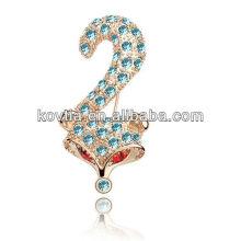 Ожерелье из 18-каратного золота с драгоценными камнями