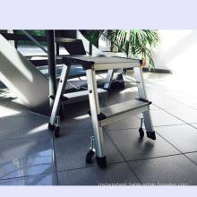 China Manufacturer Folding Step Ladder Step Stool Aluminum Step Ladder